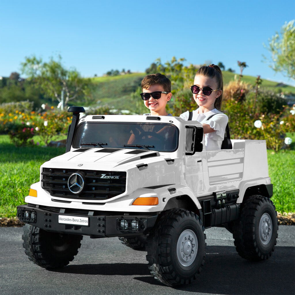Image of Best Choice Products Kids 24V Remote Controled 2-Seater Ride On SUV