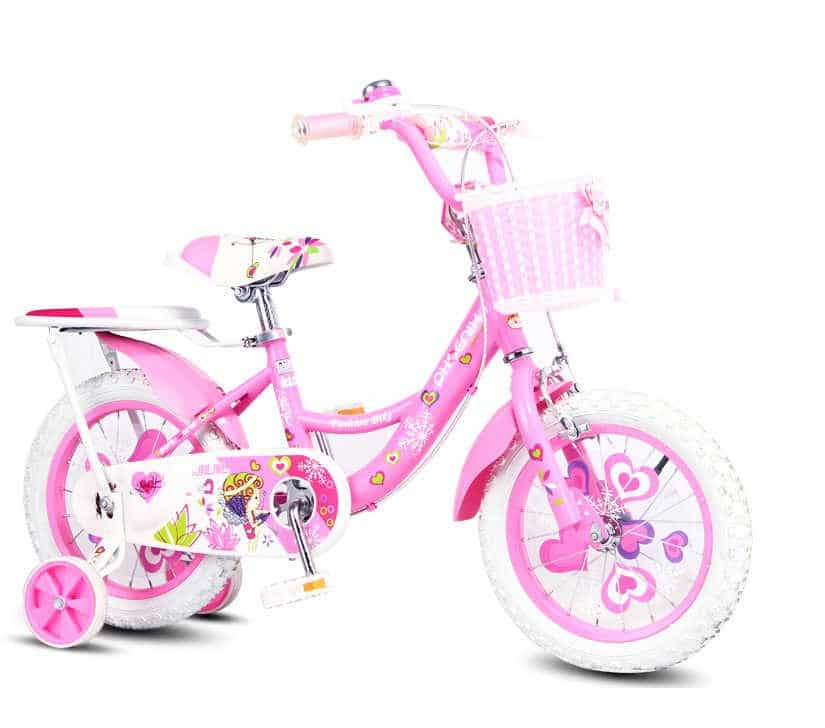 "Picture of Dripex 14"" and 16"" Girls' Bikes"