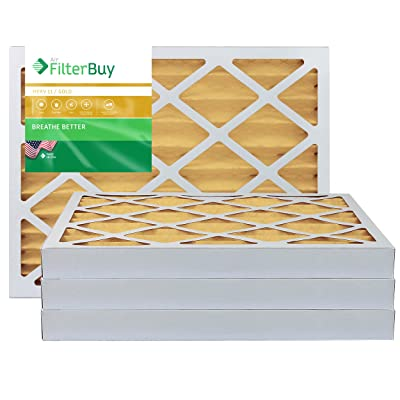 Picture of FilterBuy Gold MERV 11 Pleated Filter