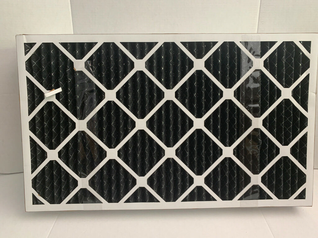 Image of FilterBuy MERV 8 Pleated Allergen Pleated AC Furnace Air Filter