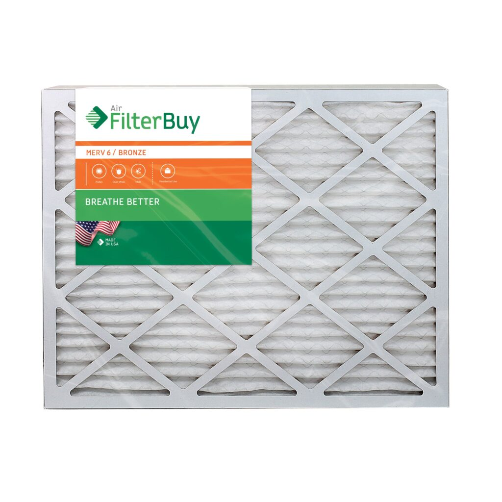 Photo of FilterBuy Platinum MERV 13 Pleated Filter