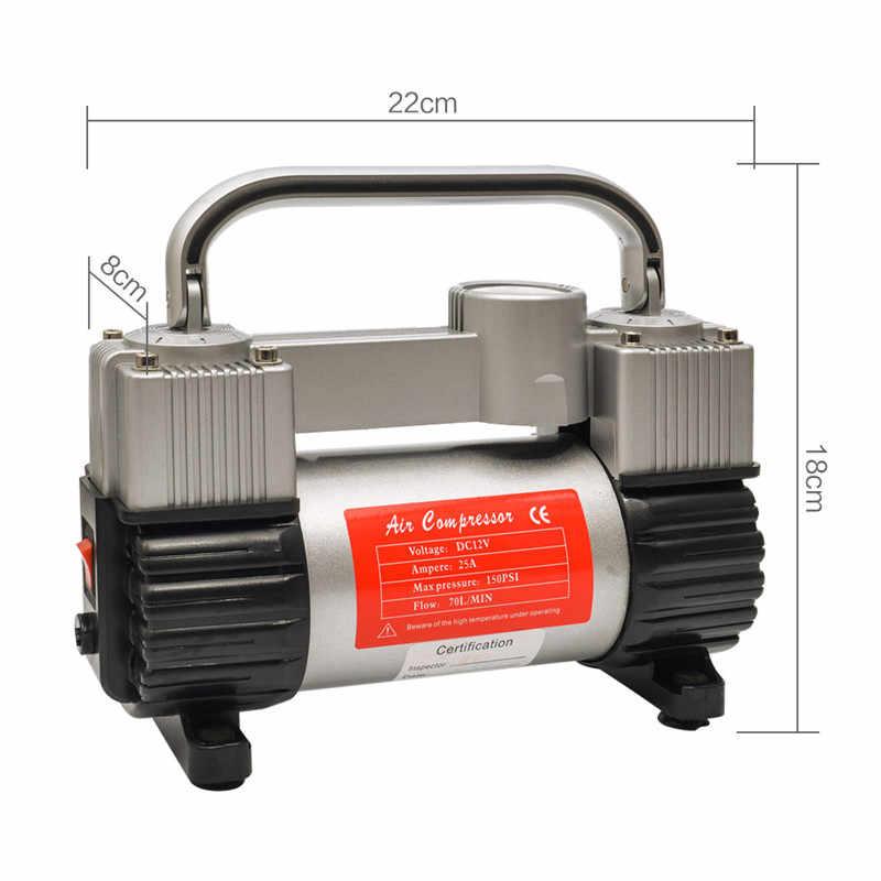 Image of GSPSCN 12-Volt Portable Air Compressor