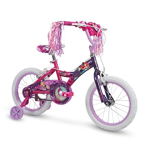 Image of Huffy Disney Princess 12 inch & 16-inch Bike