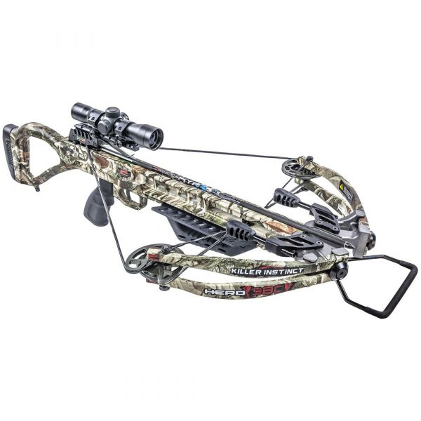 Photo of Killer Instinct Crossbows Hero 380 kit