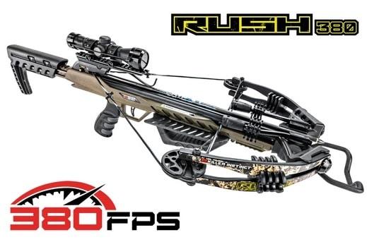Photo of Killer Instinct Rush 380 FPS Crossbow