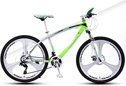Image of High Carbon Steel Kids Mountain Bike