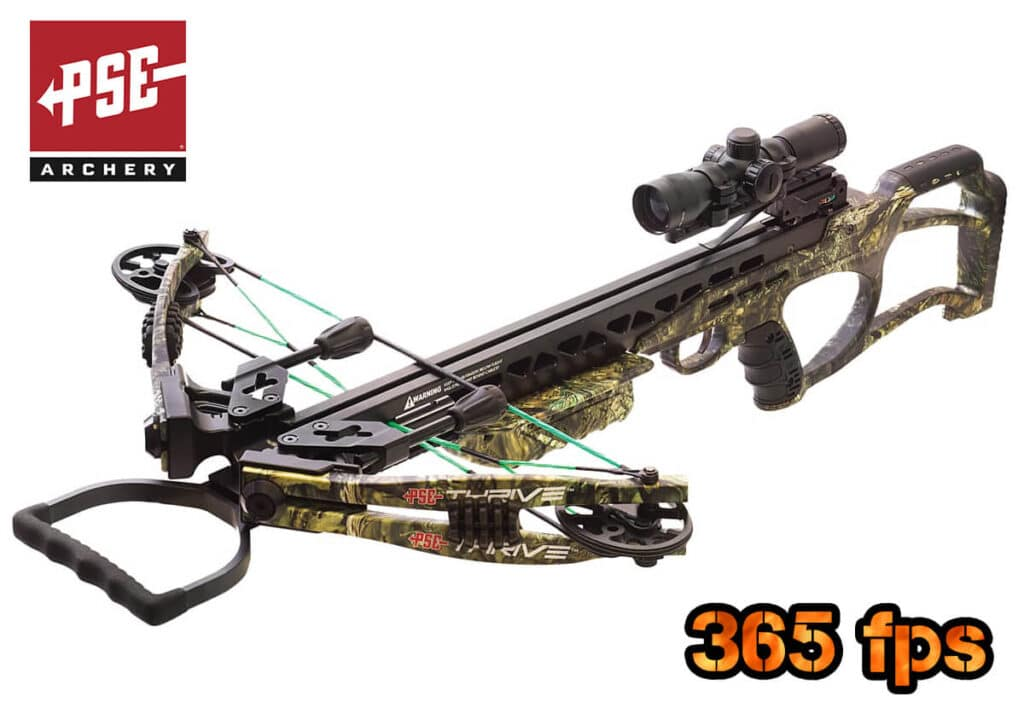 Image of PSE Thrive 365 Crossbow