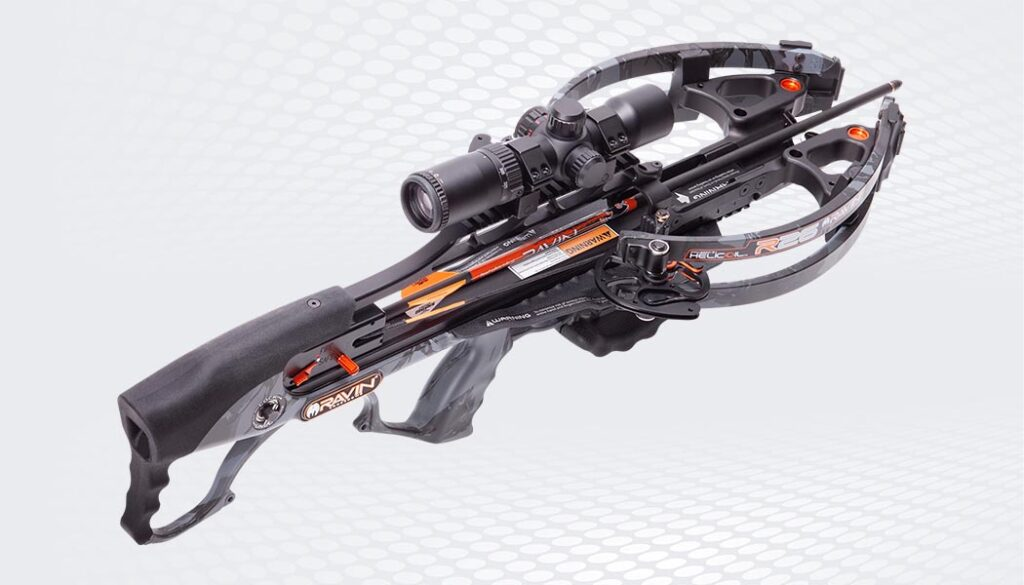 Picture of RAVIN R26 Compact 400 FPS Crossbows for Home Defense