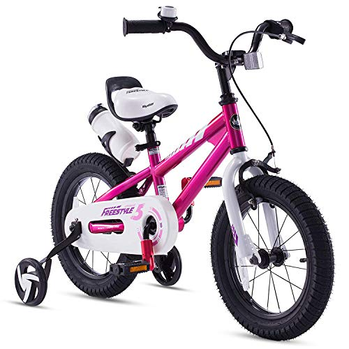 Picture of Royalbaby Girls Freestyle Bike