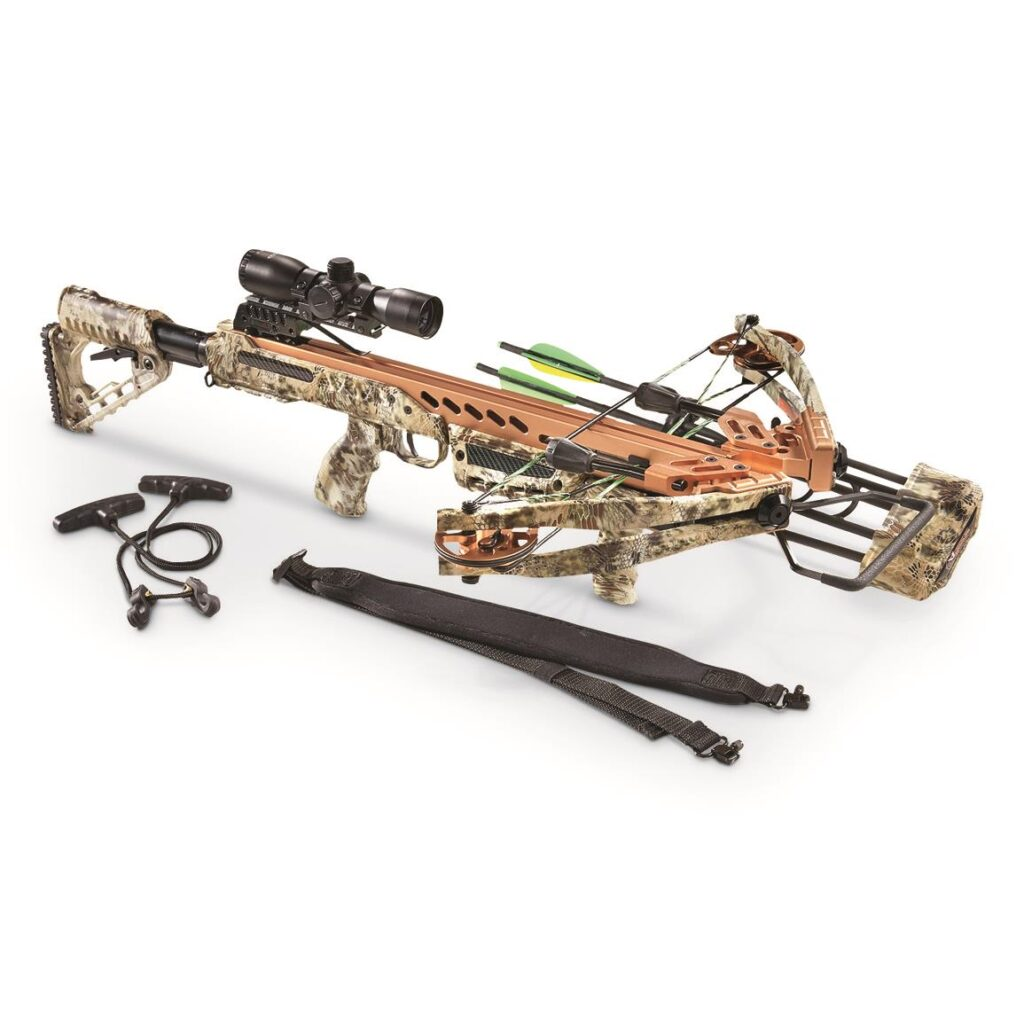 Picture of SA Sports Empire Aggressor 390 Crossbow