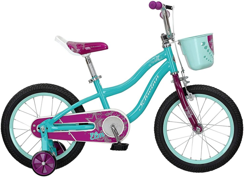 Image of Schwinn Elm 16-Inch Bike for Girls