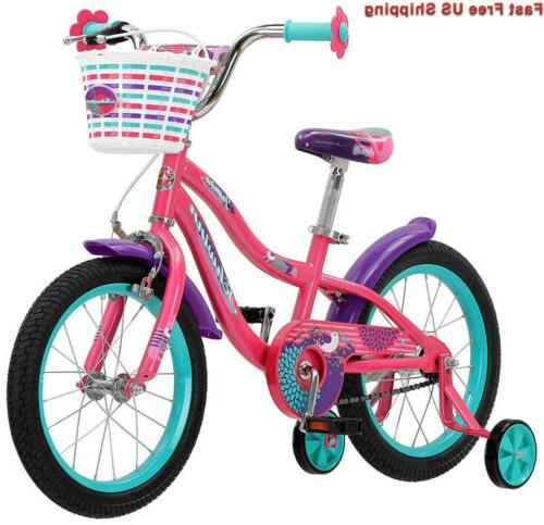 Picture of Schwinn Jasmine Girls' Bike 16-Inch with Training Wheels