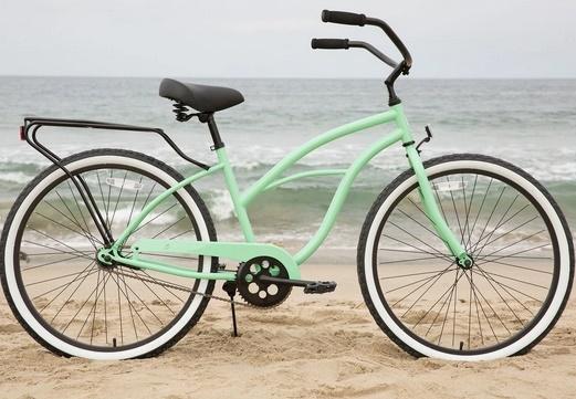 Photo of Sixthreezero Around The Block Girls Green Mint Bike