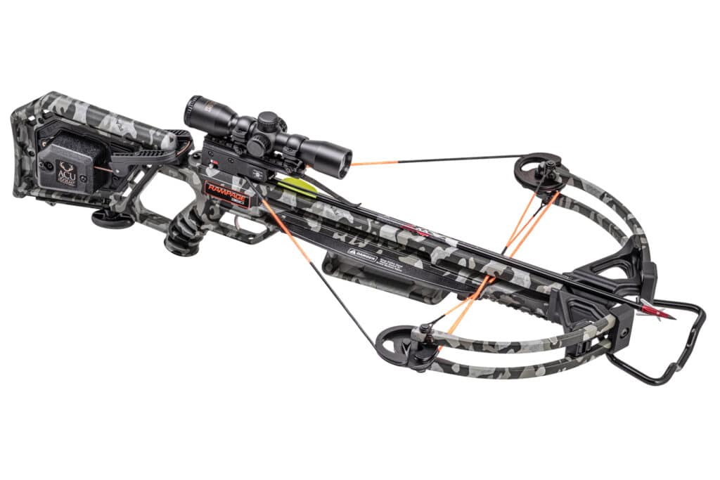 Photo of TenPoint Wicked Ridge Rampage 360 Crossbow Package