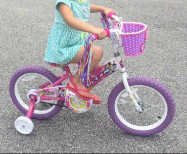 Photo of Titan Girl's Flower Princess BMX Bike, Pink, 16-Inch