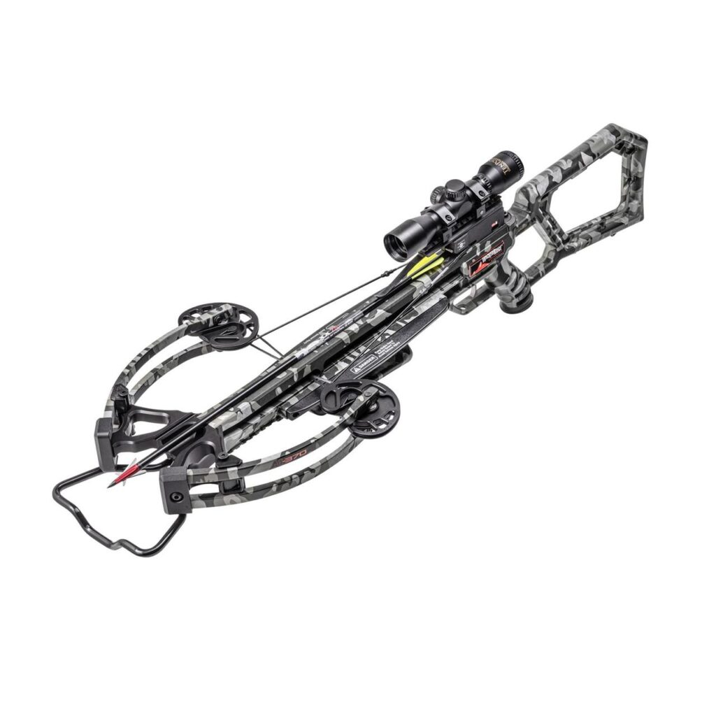 Photo of Wicked Ridge M370 Crossbows