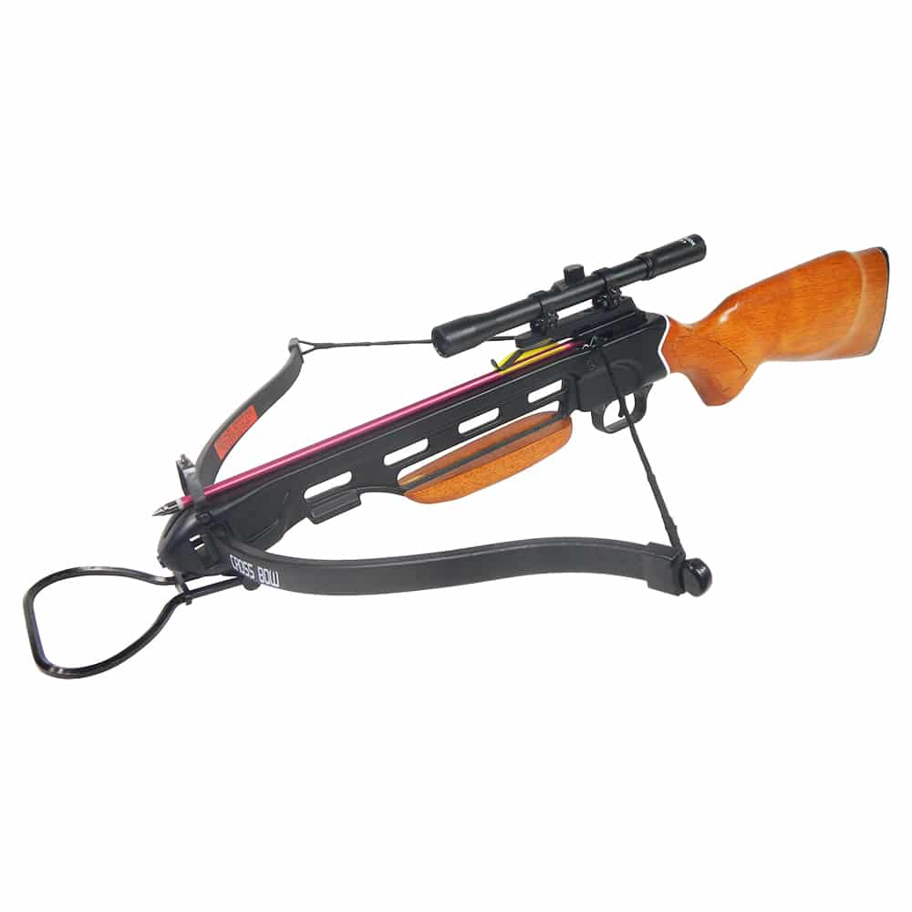Photo of iGlow 150 lb Hunting Compound Crossbow