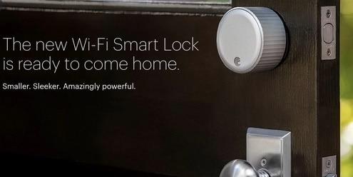 Picture of August 4th Gen Wi-Fi Smart Lock