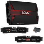 Photo of BOSS Audio Systems PD5000 Phantom 5000-Watt Class D Amplifier