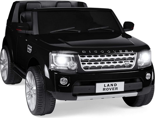 Image of Best Choice Products 12V 2-Seater Licensed Land Rover