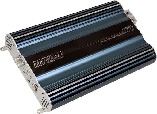 Photo of Earthquake Sound 5000W Max, Monoblock Class D Digital Car Amplifier