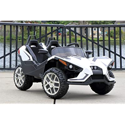 Picture of First Drive Slingshot 2 Seater Power Wheel 12V Kids Car