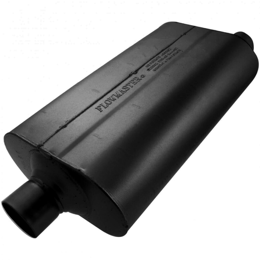 Photo of Flowmaster 52557 2.5 In(C) and Out(O) 50 series Muffler SUV V8 pf