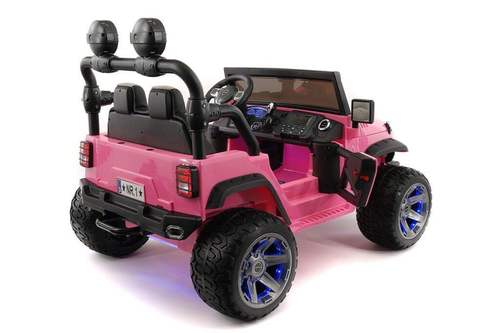 Picture of Moderno Kids Explorer 2 Seater Power Wheel 12V Ride-On Car 2021