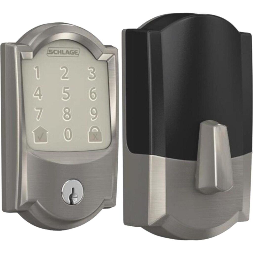 Image of Schlage Encode Smart WiFi Deadbolt Smart Lock 2021