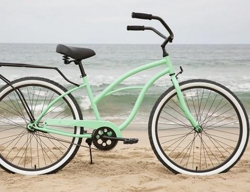 Photo of Sixthreezero Around The Block Women's Single-Speed Beach Cruiser Bicycle