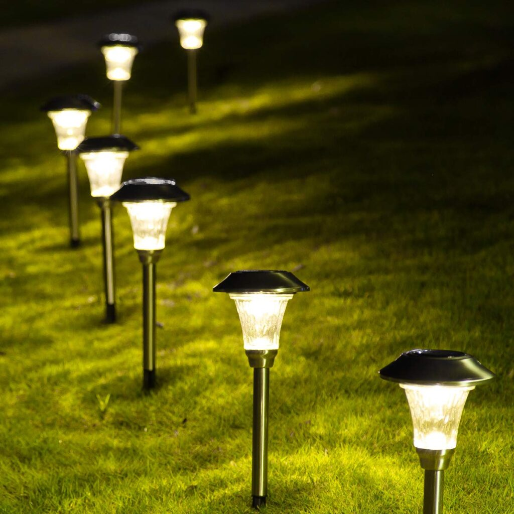 Picture of Solpex Solar Pathway Lights