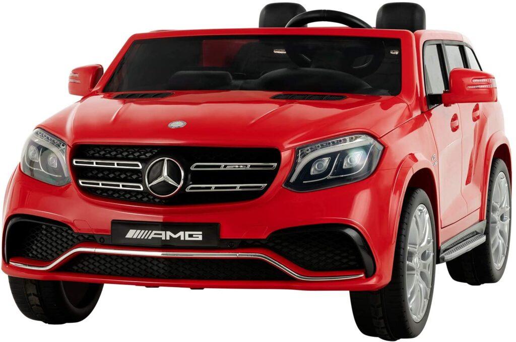 Image of Uenjoy 2 Seater 12 Seater 12V Licensed Mercedes-Benz