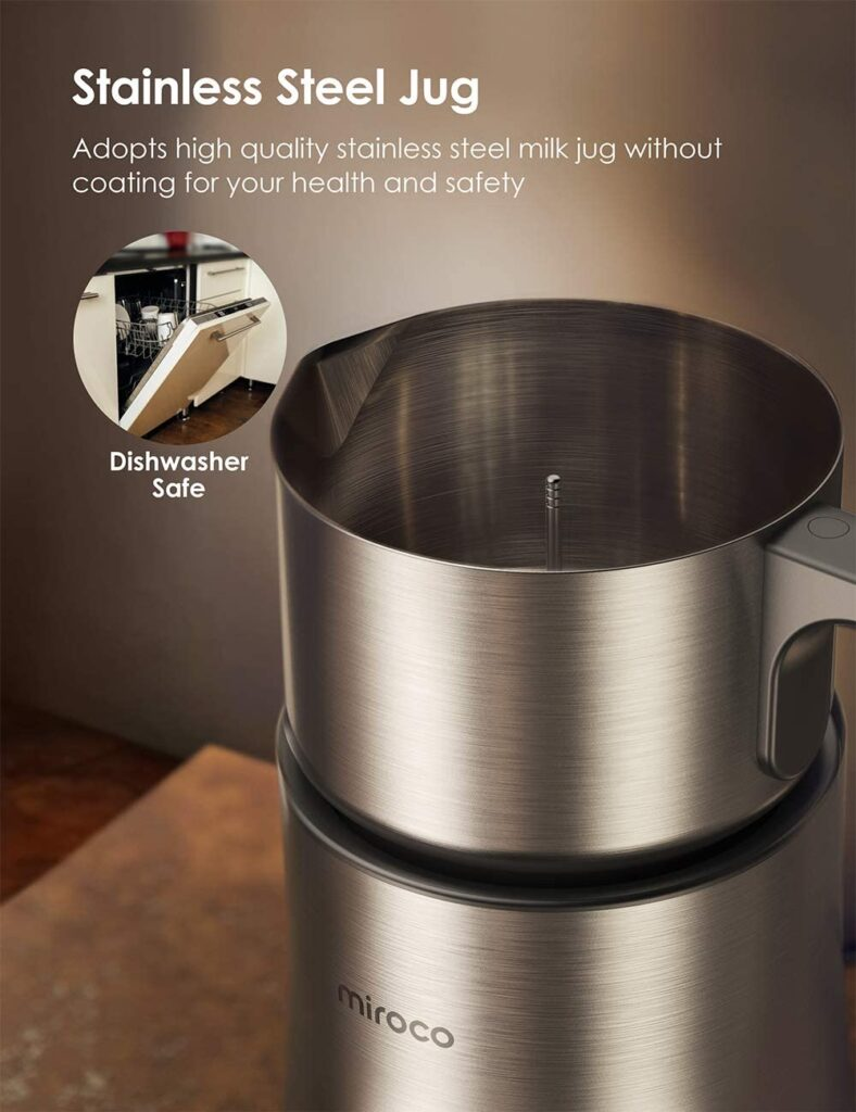 Image of Miroco Detachable Milk Frother