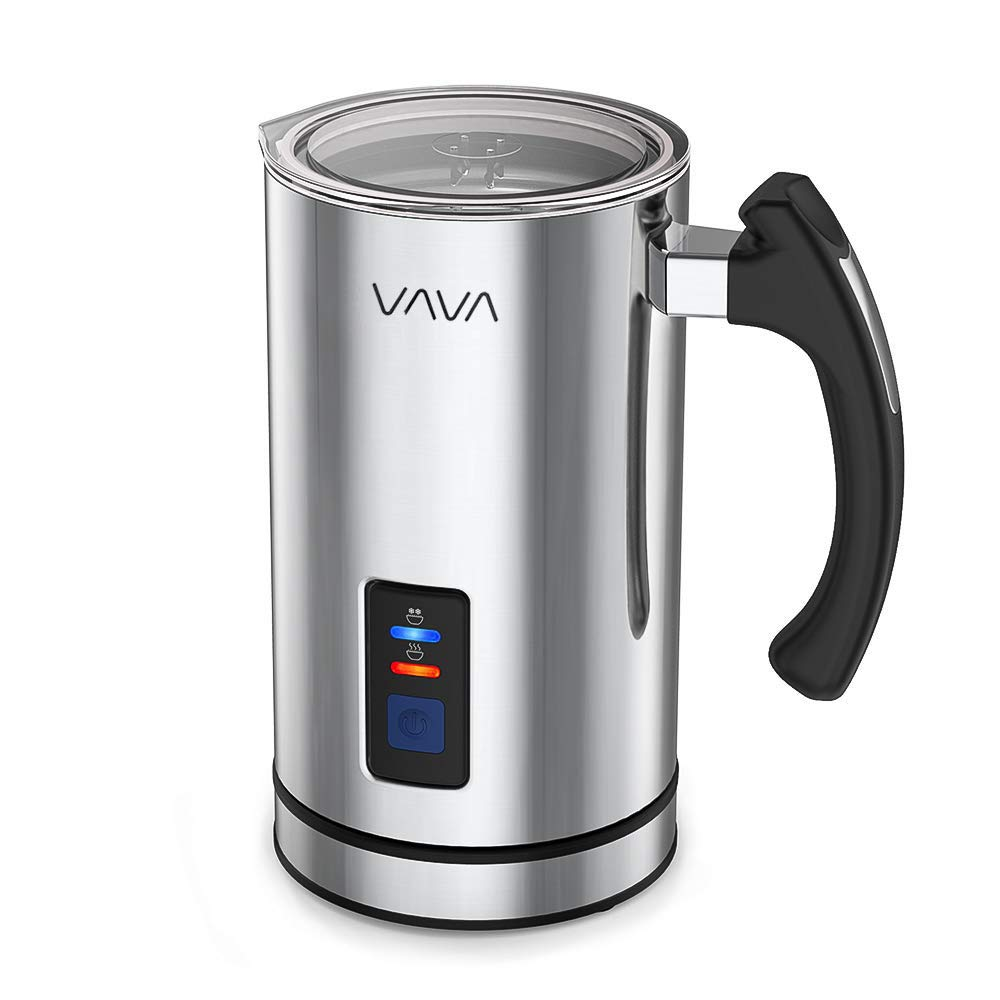 Photo of VAVA Milk Frother Electric Liquid Heater with Hot Milk Functionality