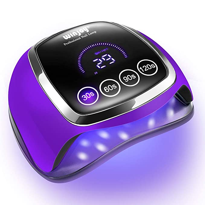 Picture of Winjoy 168W gel UV LED nail lamp